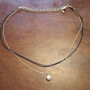 Jewelry - Pearl Collar Necklace